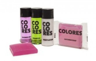 amenities linea colores