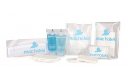 Kit de amenities personalizados para Hotel