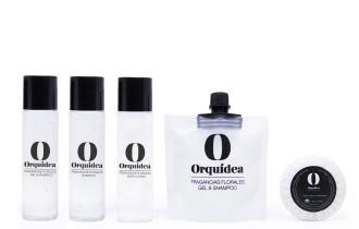 Amenites en doypack Orquidea